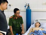 Bộ Công an gửi thư khen thanh niên dũng cảm truy bắt đối tượng cướp tiệm vàng Sông Giang