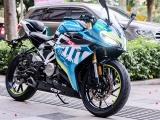 Mẫu CFMoto 300SR đối đầu Yamaha R3 có giá trên 100 triệu đồng