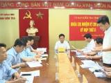 Ủy ban Kiểm tra Tỉnh ủy Quảng Ninh kỷ luật 3 cán bộ thành phố Cẩm Phả