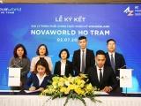AZ Property Group trở thành đại lý phân phối phân kỳ Wonderland của NovaWorld Ho Tram