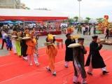 Sầm Sơn - Thanh Hóa: Tưng bừng, sôi nổi lễ hội bánh chưng - bánh giầy