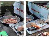 Đồng Nai: Tiêu hủy hàng trăm kg thịt heo không rõ nguồn gốc