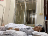 Hà Nội: Quản lý quán bia bị đồng nghiệp hành hung đến mức nhập viện