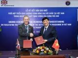 Chương trình hợp tác nâng cao sức khỏe Việt Nam – Vương quốc Anh