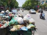 Trong ngày 17/7, cơ bản dọn sạch rác trong nội thành