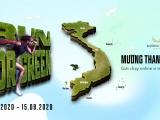 Giải chạy online vì môi trường: Thông điệp tích cực về cuộc sống xanh