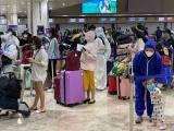 Hơn 240 công dân Việt Nam từ Philippines về nước đã được cách ly tại Cần Thơ