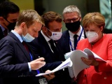 EU thông qua gói cứu trợ Covid-19 trị giá 750 tỷ Euro