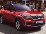 KIA Seltos - mẫu xe SUV chưa đến 600 triệu đồng