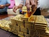Giá vàng tăng mạnh, sát ngưỡng 55 triệu đồng/lượng