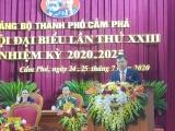Quảng Ninh: Khai mạc Đại hội Đảng bộ TP. Cẩm Phả lần thứ XXIII