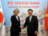 Việt Nam đang xem xét mở lại chuyến bay thương mại với Hàn Quốc