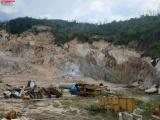 Bình Định: Mắc nhiều sai phạm, mỏ đá của Công ty H.N vẫn ngang nhiên hoạt động