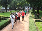 Gần 1,2 triệu lượt du khách đến Hà Nội trong tháng 7/2020