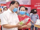 Bộ Công Thương kiểm tra đột xuất các siêu thị lớn tại Hà Nội