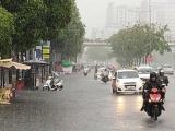 Dự báo thời tiết ngày 3/8: Bắc Bộ có mưa lớn kéo dài