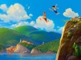 Hãng phim Disney-Pixar tiếp tục công bố tựa phim hoạt hình gốc 'Luca' lấy bối cảnh nước Ý xinh đẹp