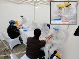 Bộ Y tế chi viện, hỗ trợ Hà Nội xét nghiệm nhanh COVID-19