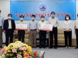 Tập đoàn BRG và Ngân hàng SeABank ủng hộ Đà Nẵng 1 tỷ đồng và 20 nghìn khẩu trang