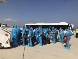 313 công dân Việt Nam từ Hàn Quốc đã về nước an toàn