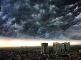 Dự báo thời tiết ngày 11/8: Vùng núi Bắc Bộ đề phòng dông lốc, nguy cơ sạt lở đất