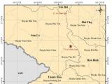 Sơn La tiếp tục xảy ra động đất 4,3 độ richter