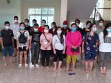 Lạng Sơn phát hiện 29 đối tượng nhập cảnh trái phép