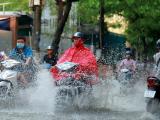 Dự báo thời tiết ngày 19/8: Bắc Bộ tiếp tục có mưa lớn