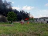 An Giang: Hỏa hoạn thiêu rụi kho nước mắm