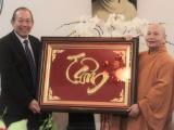 Phó Thủ tướng thường trực Trương Hòa Bình chúc mừng Phật tử dịp đại lễ Vu Lan