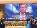 Tổng Thư ký Liên hợp quốc chúc mừng Quốc khánh Việt Nam