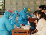 Gần 11.000 thí sinh Đà Nẵng được lấy mẫu xét nghiệm Covid-19