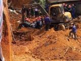 Phú Thọ: Sập công trình, ít nhất 4 người thương vong
