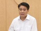 Ông Nguyễn Đức Chung bị tạm đình chỉ tư cách đại biểu HĐND TP Hà Nội