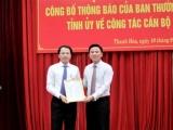 Thanh Hóa: Bổ nhiệm tân Phó Chánh Văn phòng UBND tỉnh