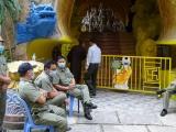 Đã nhận diện được hơn 400 hũ tro cốt tại chùa Kỳ Quang 2