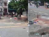 Phú Thọ: Ôtô 7 chỗ tông chết 3 phụ nữ đi xe máy