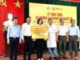 Tập đoàn T&T Group trao tặng hệ thống X-Quang kỹ thuật số hỗ trợ chống dịch COVID-19 tại Quảng Nam