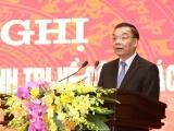 Đồng chí Chu Ngọc Anh giữ chức Phó Bí thư Thành ủy Hà Nội