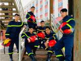 Phim mới của VFC quy tụ dàn lính cứu hỏa điển trai và phong trần