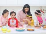 Hoa hậu Ngọc Hân ngày càng đam mê nấu nướng