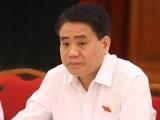 HĐND TP Hà Nội sẽ bầu Chủ tịch UBND thay ông Nguyễn Đức Chung