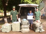 Quảng Ninh: Bắt giữ nhiều vụ buôn lậu thực phẩm, thuốc lá ngoại và dược liệu