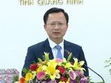 Ông Cao Tường Huy được phân công làm PCT Thường trực UBND tỉnh Quảng Ninh