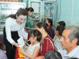Trung thu sớm với trẻ em tàn tật ở huyện Thuận Thành, Bắc Ninh