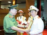 Thứ trưởng Bộ Công an Trần Quốc Tỏ được thăng cấp bậc hàm Trung tướng
