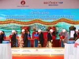 Bình Định: Khởi công khu công nghiệp rộng hơn 1.400 ha