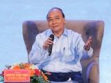 Thủ tướng Nguyễn Xuân Phúc đối thoại với hơn 300 nông dân xuất sắc