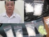 Bắc Kạn: Khởi tố hiệu phó ở sử dụng ma túy tại phòng làm việc