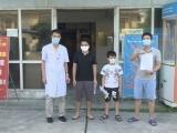Hải Dương: 3 bệnh nhân nhiễm Covid-19 cuối cùng được xuất viện